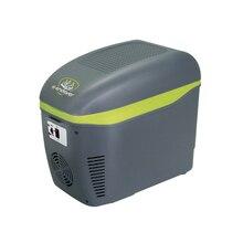 Холодильник автомобильный Endever VOYAGE-001(мощность 52Вт, объем 7,5 Л, нагрев и охлаждение, работа от прикуривателя 12 в