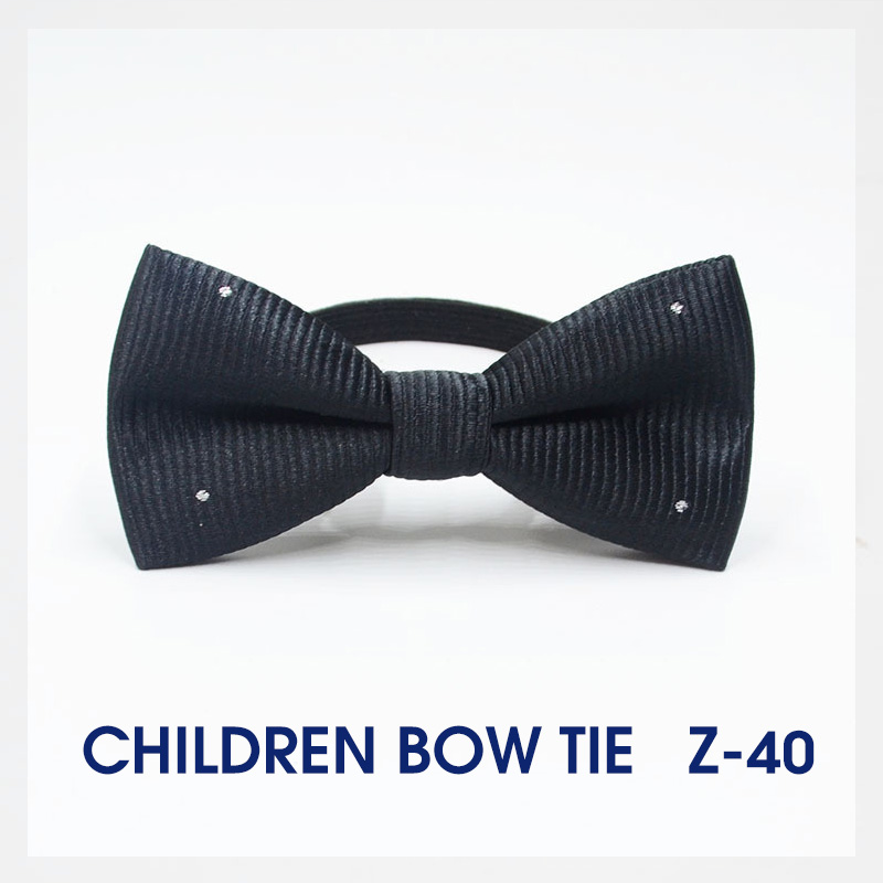 Children's Tie Boys Korean Edition English Tide Student Activities Babies Perform Children's Performing Butterfly Tie Formal