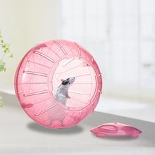 Пластиковые игрушки для домашних животных, грызунов, мышей, бегущих мячей, хомяк, Песчанка крыса, игровые мячи, игрушки для 3 вида стилей, игрушки для хомяка, аксессуары для хомяка