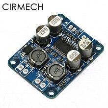 CIRMECH Ücretsiz kargo TPA3118 PBTL Mono Dijital ses amplifikatörü Kurulu AMP Modülü Çip 1X60 W 4 8 Ohm güç amplifikatörü DC8 24v