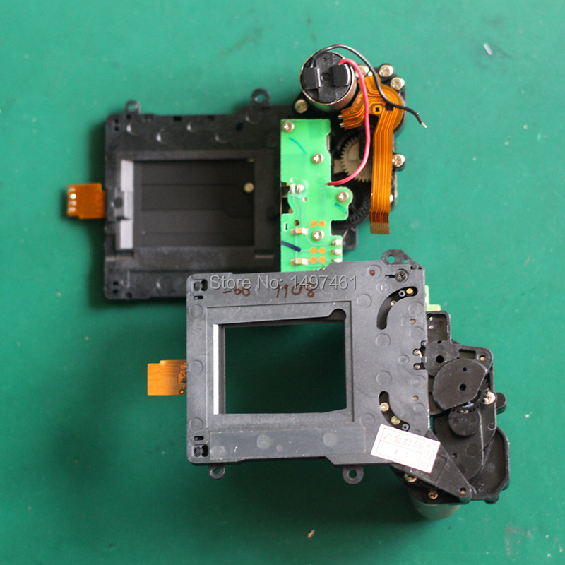 95%New Shutter Group With Blade Curtain Assembly Repair Parts For Nikon D7100 SLR (Separate From The Mirror Box)