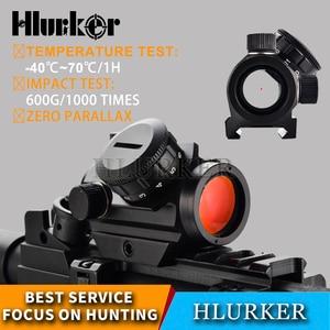 Tactical 1X Electro Dot Sight/