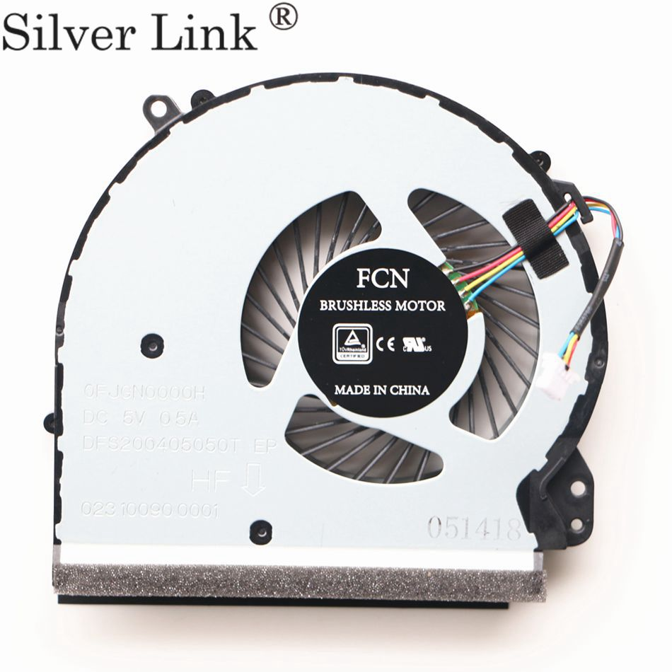 new for HP 17-X 17-Y TPN-M121 cooling fan 856682-001 856681-001 856761-001
