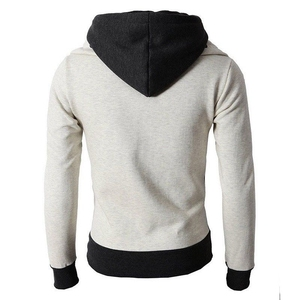Image 3 - ผู้ชายเสื้อกันหนาว Hooded Sweatshirt Hoodie Coat เสื้อนอก Fleeces