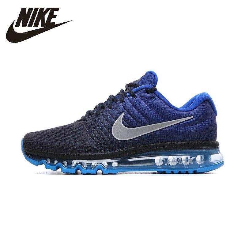Nike officiel AIR MAX respirant chaussures de course pour hommes de qualité Sport de plein AIR baskets 849559