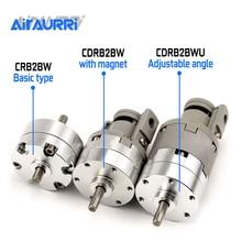 все цены на Single blade rotating cylinder CRB2BW CDR B2BW CDR B2B WU 10 15 20 30 40-90S 180S 270S Pneumatic Rotary Actuator онлайн