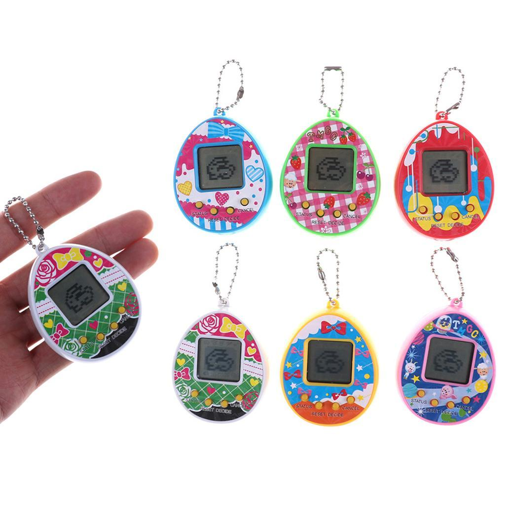 Kids Funny Multicolor Electronic Virtual Pet Game Machine Toy 3 Years Unisex 2 1 5V Button Batteries Included