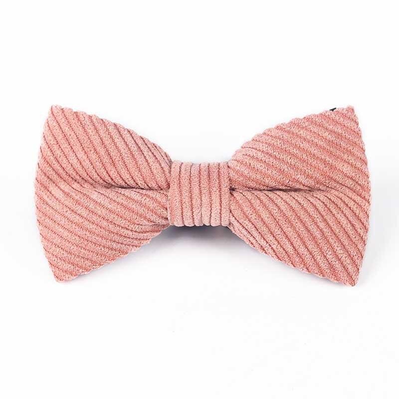 Mantieqingway 10 Farben Zu Wählen Aus, 1 Pc Gentleman Männer Und Frauen Klassische Cord Fliege Partei Einstellbare Bogen Krawatte Durchsichtig In Sicht