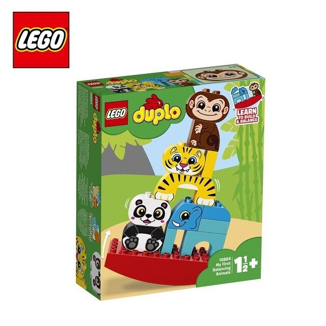 Конструктор LEGO DUPLO My First 10884 Мои первые цирковые животные