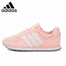 Adidas Official New Arrival Neo Label 10k W Women's Skateboarding Shoes Comfortable Outdoor Sneakers BB9805 недорого
