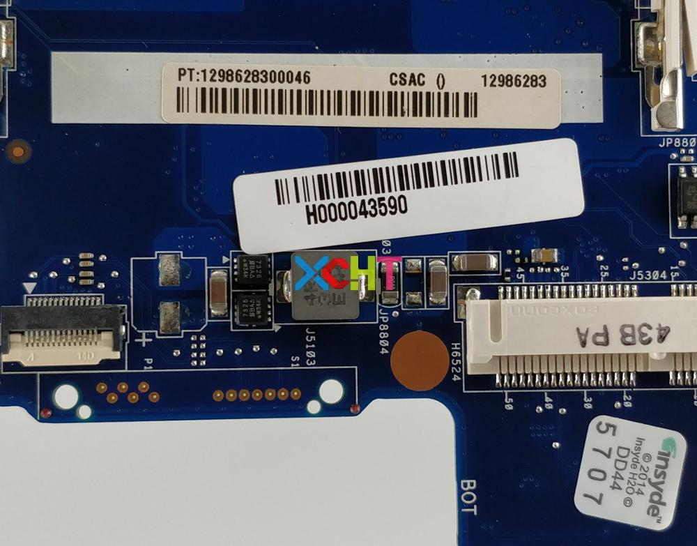 Image 3 - for Toshiba Satellite L870 C870 L870D C870D H000043590 w 216 0810028 1G Vram Laptop Motherboard Mainboard Tested-in Laptop Motherboard from Computer & Office