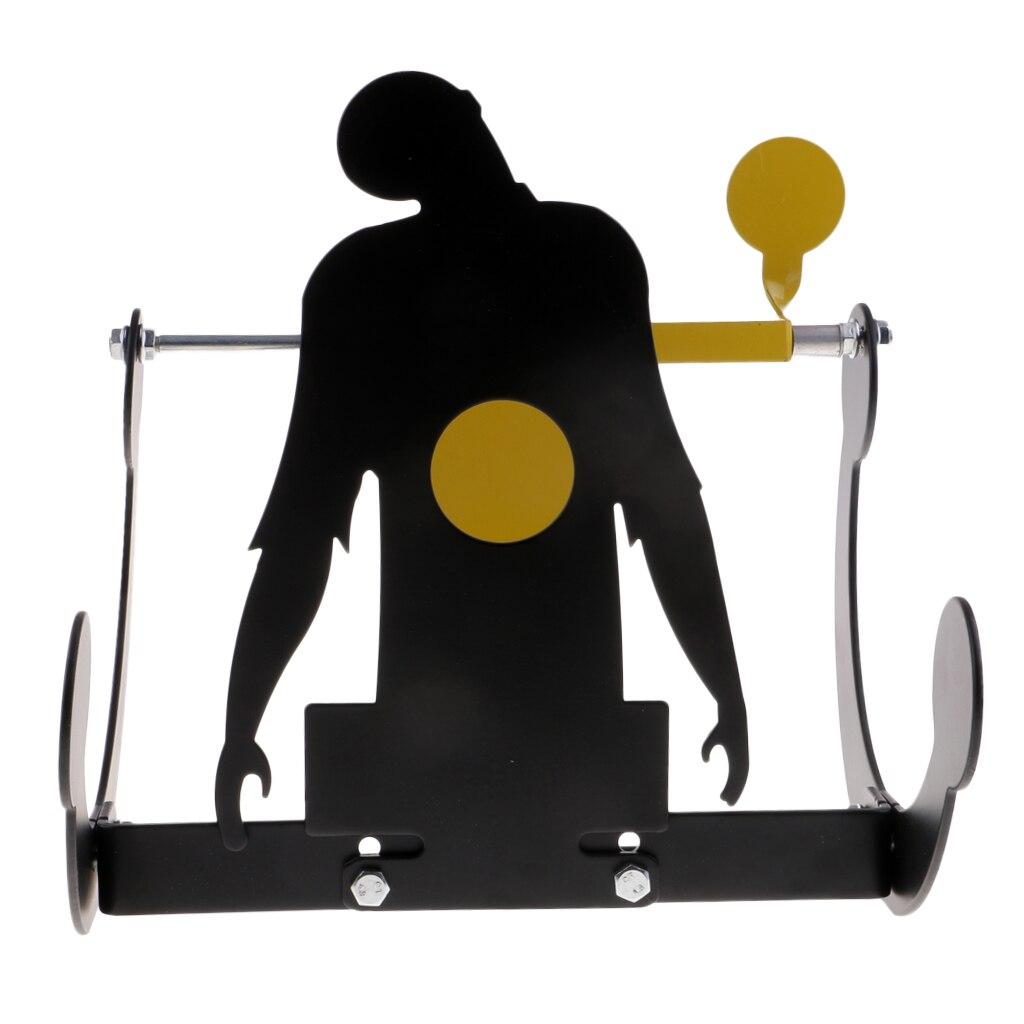 ゾンビタンブラー撮影ターゲット金属自己リセットターゲット練習/演奏  グループ上の スポーツ & エンターテイメント からの ペイントボール アクセサリ の中 1