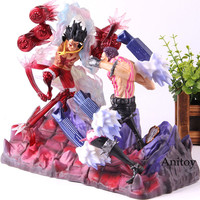 Action Figure One Piece monkey d luffy Charlotte Katakuri Luffy VS Katakuri One Piece Figurine Collection Model Toy