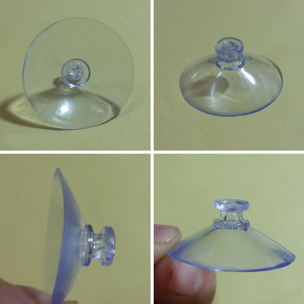 50Pcs  Suction Cup Replacements For Glass Table Tops SuctionCups