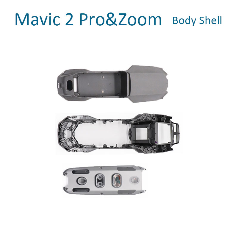 Brand New Mavic 2 Upper Cover 100% Original DJI Mavic 2 PRO/ZOOM Body Shell Middle Frame Bottom Cover Replacement Spare Parts