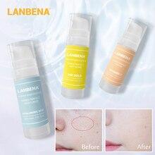 LANBENA грунтовка для лица основа для макияжа масляная эссенция основа под тенью макияж основа для макияжа Блестящий лак для ногтей Уход за кожей с сывороткой
