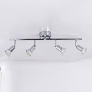 Rotatable led ceiling light an