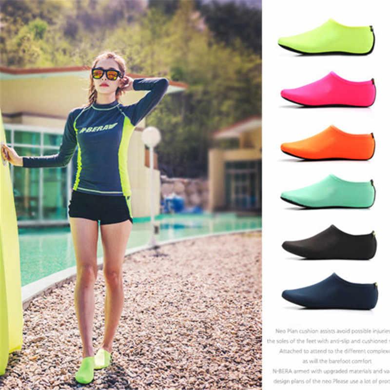 UPUPER 夏女性の靴ウォータースポーツビーチ靴サンダル女性 2019 スリップオンサーフィンサンダルスリッパ女性のためののサンダル