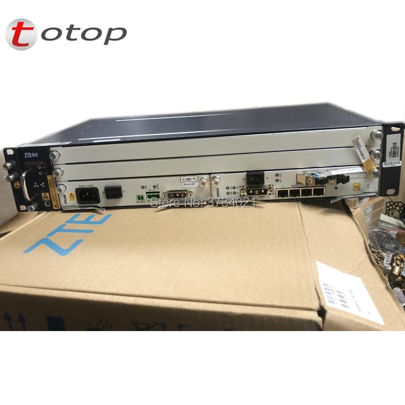 100% Original ZTE ZXA10 C320 OLT Chassis+Fan, ZTE C320 Optical Line Terminal