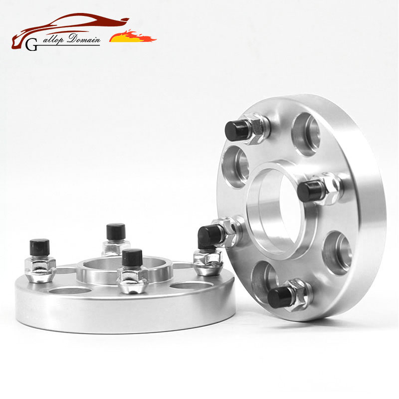 2PCS 15/20MM PCD 4X100 Center Bore 60.1mm Wheel Spacer Adapter SUIT For Renault Universal Car-Styling2PCS 15/20MM PCD 4X100 Center Bore 60.1mm Wheel Spacer Adapter SUIT For Renault Universal Car-Styling