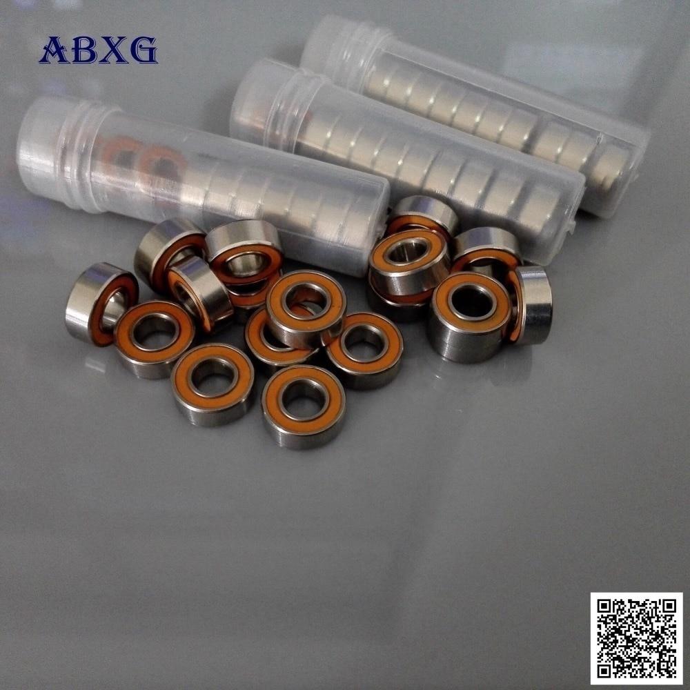 1Pcs 3x10x4 SMR103 2OS Hybrid Ceramic Stainless Lube Dry Fishing Reel Bearing SMR103C 2OS A7 LD SMR103-2RS