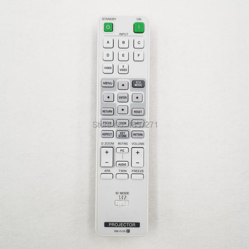 original remote control for sony VPL F501H VPL F500H VPL F401H VPL F400H VPL F600X F500X