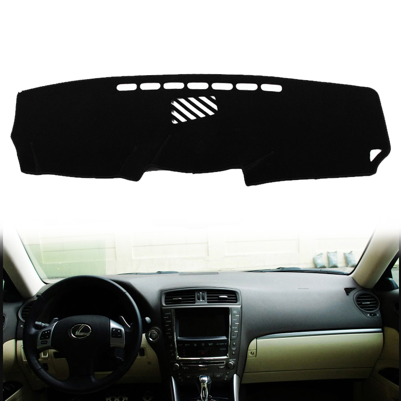 For Lexus IS <font><b>250</b></font> 350 2006 2007 2008 2009 2010 2011 2012 <font><b>2013</b></font> Car Dashmat Dashboard Dash Mat Dash Pad Sun Shade Cover image