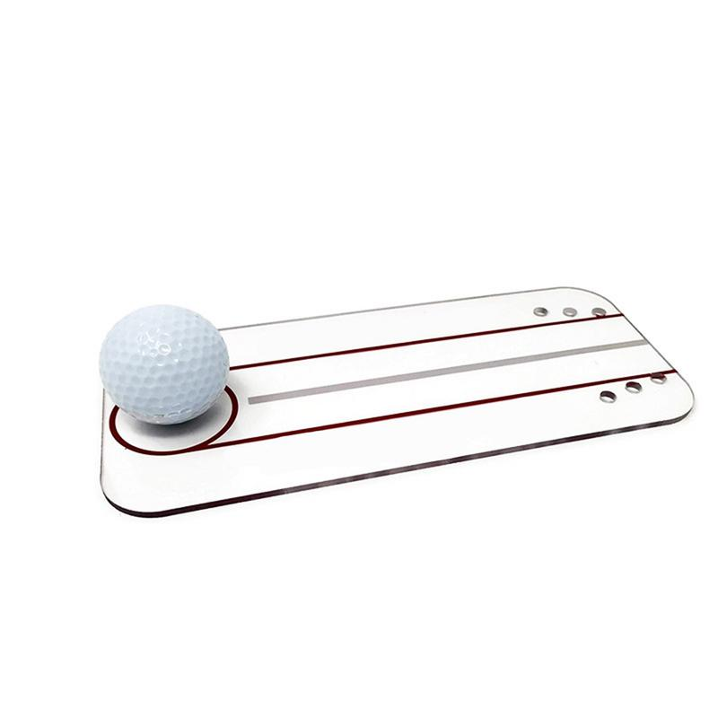Image 5 - New Golf Practice Mirror Swing Practice Mirror Swing Trainer Golf Sport Sturdy And Durable Golf Practice Mirror Portable-in Golf Training Aids from Sports & Entertainment