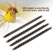 4 шт пчелиная клетка полоски набор база с 50 шт сотовые чашки пчеловодная королева инструменты для пчеловодства