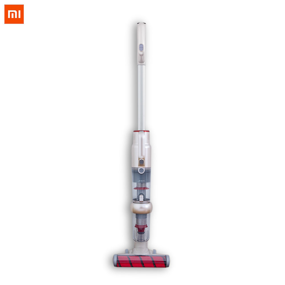 Xiaomi JIMMY JV71 Robot Vacuum Cleaner Vertical Wireless Cordless Handheld Vacuum Cleaner 130AW large suction Tornado Filtration vacuum cleaner for sofa