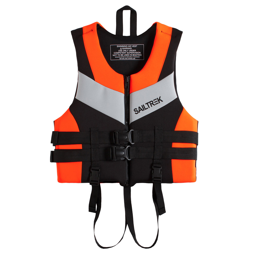 Sunny 2019 New Adult Life Vest Neoprene Life Jacket Water Sports Fishing Vest Kayaking Boating Swimming Drifting Safety Life Vest Durable In Use