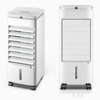 Air Cooling Fan Single Cold Fan Increase Wet Water cooling Gas Fans Household Dormitory Move Small sized Air Conditioner