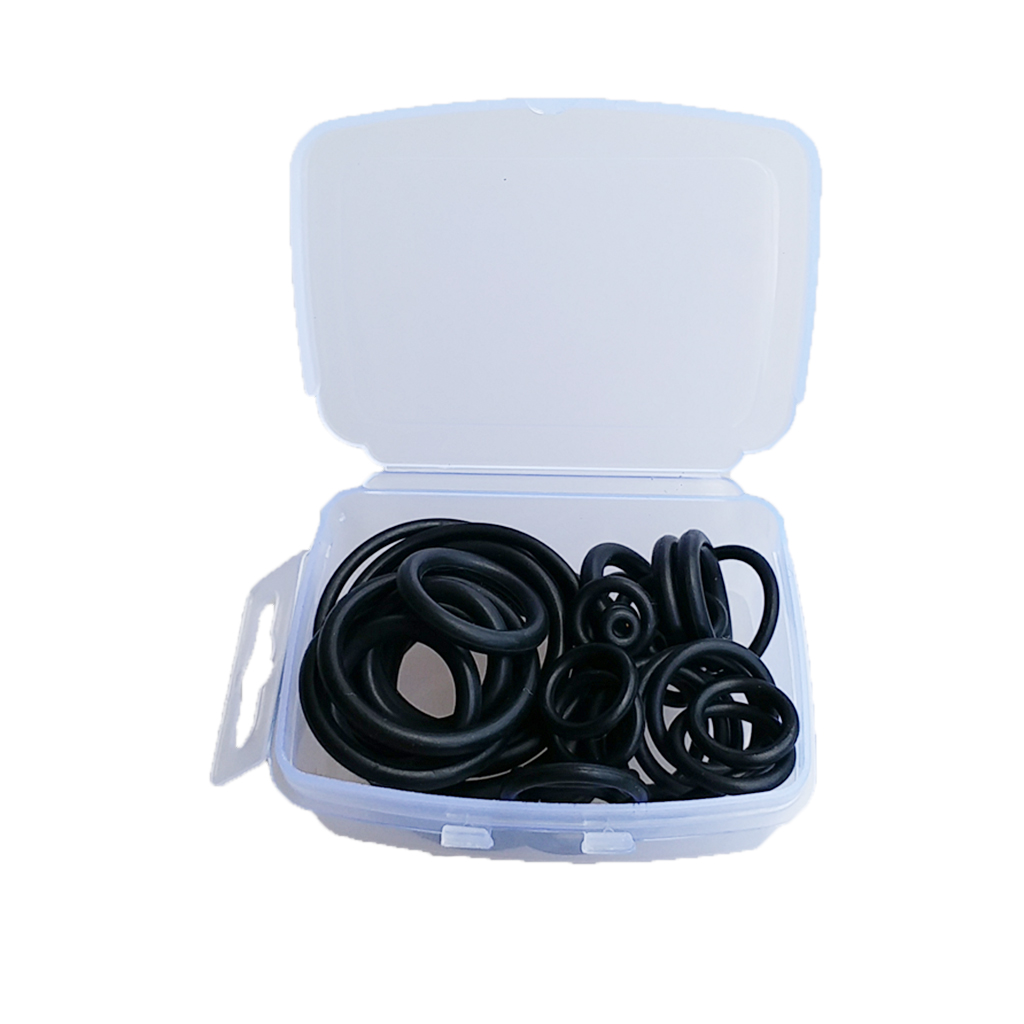 36pcs/set Scuba Diving Dive O-Ring Kit Technical Used Hoses BCD Regulator Rings Durable & Long Lasting Dive O-Ring