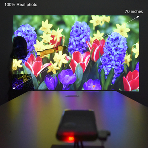 Image 5 - 5000mah Touyinger Everycom S6 플러스 피코 포켓 휴대용 프로젝터 스마트 폰 안 드 로이드 dlp wifi 미니 led 안 드 로이드 AC3 블루투스