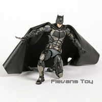 Justice League The Dark Night Batman MAFEX 064 Tactical Suit PVC Action Figure Resin Collection Model Toy Doll