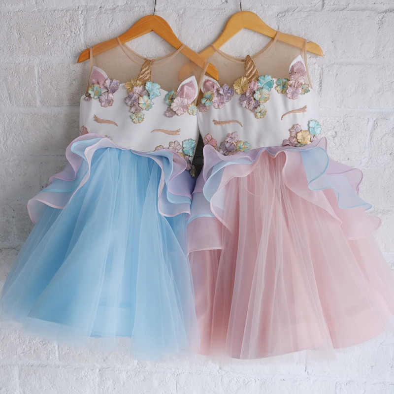 00373d91d58f Detail Feedback Questions about Unicorn My Little Pony Dresses Kids ...