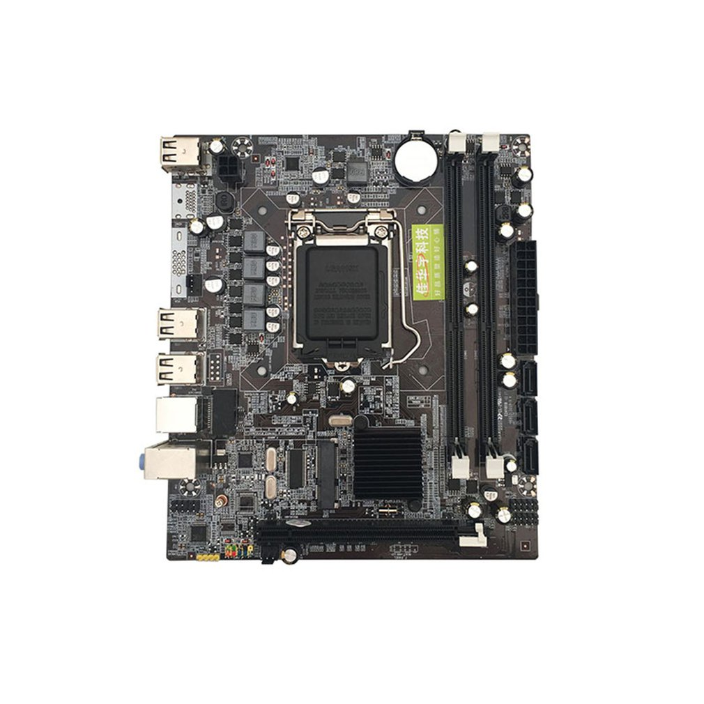 P55 computer motherboard 1156 pin Support For Core i3 i5 i7 Xeon series CPU alone replace H55 For ComputerP55 computer motherboard 1156 pin Support For Core i3 i5 i7 Xeon series CPU alone replace H55 For Computer