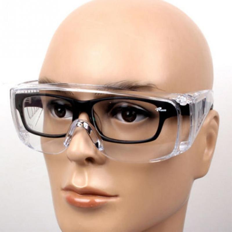 Safety Goggle Anti-Fog Antisand Windproof Anti Dust Resistant  Anti-Shock Industrial Labor Protective Glasses Outdoor Riding #22