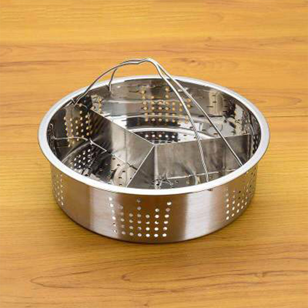 Kitchen Steamer Rack Baking Fish Steam Roaster Bread Food Cook Oven Steamer Egg Steamer Cooker