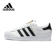 Adidas New Arrival Authentic Superstar Classics สเก็ตบอร์ดชายรอง(China)