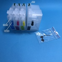YOTAT Empty LC3619XL Refillable Ink Cartridge LC3619 (LC3617) for Brother MFC J2330DW MFC J2730DW MFC J3530DW MFCJ 3930DW