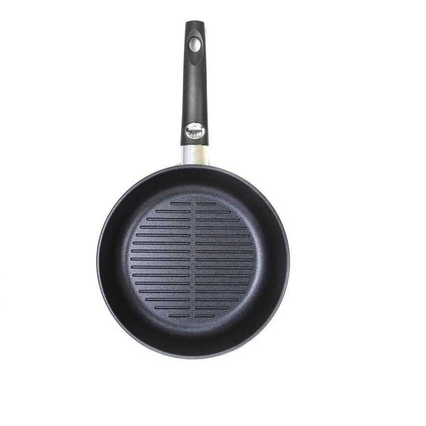 Сковорода-гриль VARI, TITANO, 26 см, со съемной ручкой цена