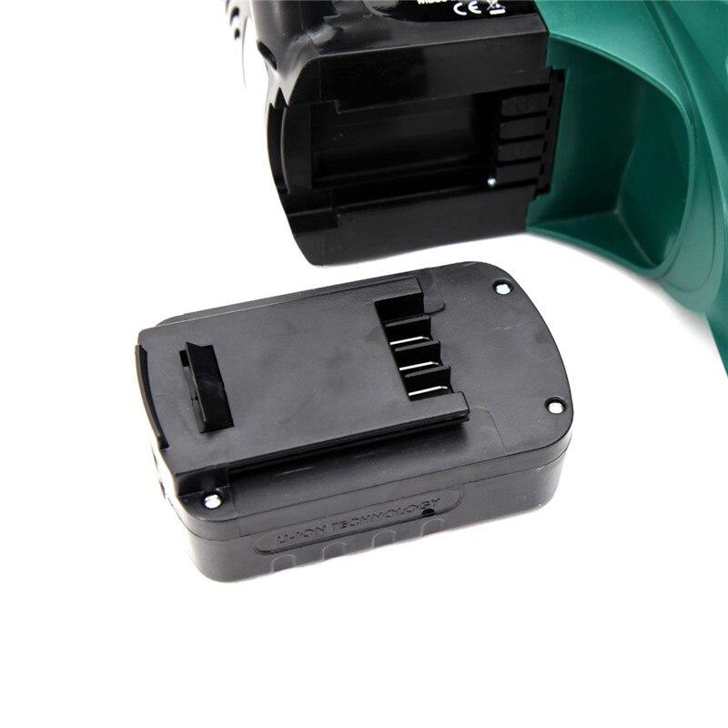 High Tools <font><b>Battery</b></font> <font><b>Cordless</b></font> Electric <font><b>Chainsaw</b></font> and