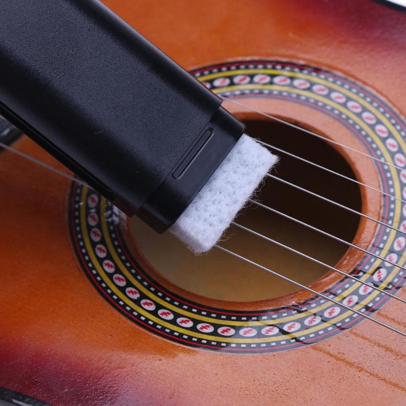 Impartial Guitar Bass Rust Cleaning Tool String Fingerboard Cleaner Lubricant Polish Sports & Entertainment Stringed Instruments