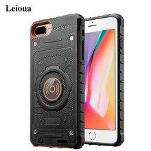 Leioua беспроводной зарядки Банк питания 3100 мАч для Iphone 6/6s/7/8 Новый резервный аккумулятор чехол Портативный чехол для Iphone 6 6s 7 8 Plus