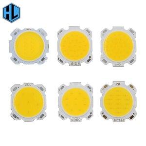 10PCS LED COB Chip 3W 5W 7W 10