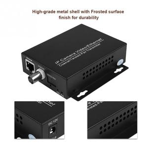 Image 1 - 1Pair Ethernet IP Extender Over Coax HD Network Kit EoC Coaxial Cable Transmission Extender for Security CCTV Cameras
