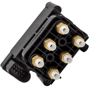 Пневматическая подвеска компрессор электромагнитный клапан блок для Audi Q7 Porsche Cayenne для VW Touareg 7L0 698 014, 7L0698014, 7P0698014
