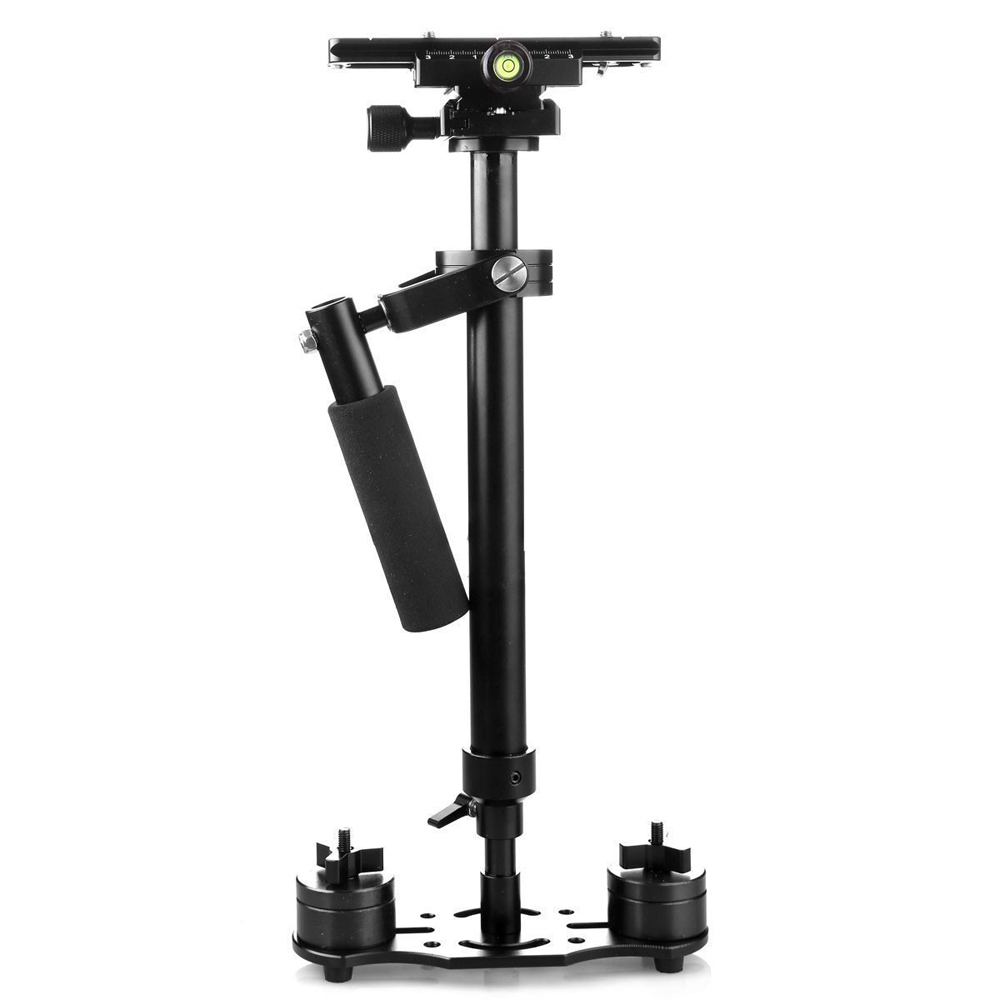 S40/S60 Handheld Stabilizer Steadicam Pro Version For Camera Video DV DSLR With Quick Release Plate Compact Camera Camcorder