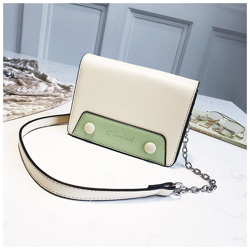 Ragazze Piccola A Beige Spalla Cuoio black Borsa Per Di Borse yellow Femminile Semplice white Alta Qualità Disegno Del Signore Donne Le Delle Nuovo Crossbody Telefono Catena PaqOvfgI